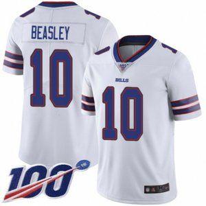 Bills Cole Beasley 100th Season Jersey